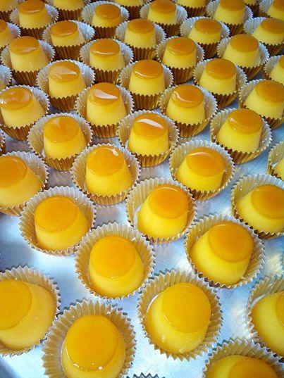 Tocinos de cielo confitería pasteleria panaderia consuegra murcia