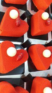 tartas para el día de los enamorados en Murcia