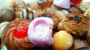 dulces navideños en Murcia artesanales
